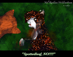 Spottedleaf's Death ~ For Owlheart by renllaw