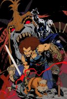 Thundercats HO flats by FlattSquat