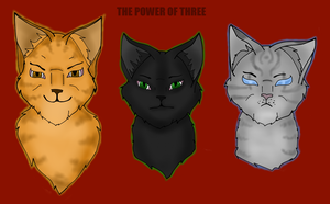 The Power of Three by Maddimrw420