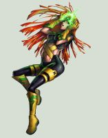 Women of X-Men :: Jean Grey by RamenzillaX