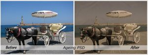 Ageing PSD by cazcastalla