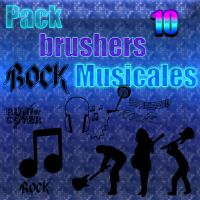 Pack Brushers Musicales by AlbertoA
