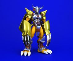 D-ARTS WarGreymon - Proportion modifications by Lalam24