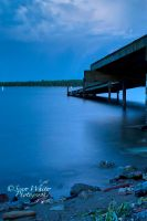 Cherry Beach Evening by 1shotaway