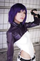 Ghost in the Shell-motoko by yui930