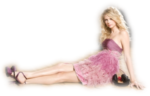 Taylor Swift PNG by IsaDesings