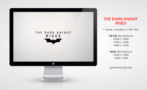The Dark Knight Rises by garrettrussell