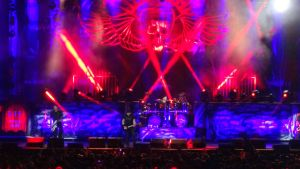 Volbeat Live by xpensivewhino