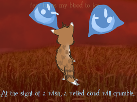 Fear changes my blood to Ice :Etherealwish: by EtheTheKitteh