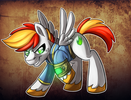 Fallout FIReNVY by Sciggles