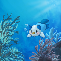 AT - Mijimaru Underwater by Lauzi