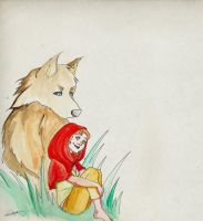 Red Riding Hood by Loleia