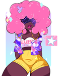 Steven Universe: Aesthetic Garnet by QueenAshi