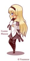 HM - 019 Claire Magica by Yousachi