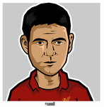 Steven Gerrard by heawrlds
