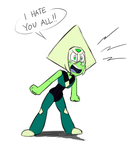 Little Peridot by Mickeymonster