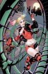 Harley Quinn 1 Cover by TerryDodson