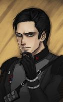 SWTOR: Imperial Agent by valefor