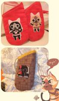 More PSP pouch fun by mishinsilo
