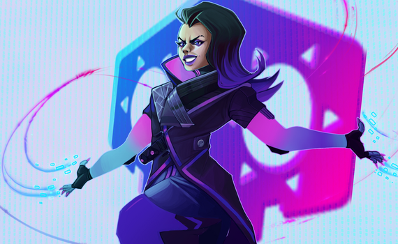 sombra by bbluh