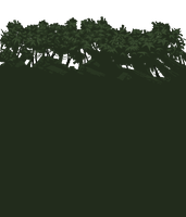 2 color parallax - wooded by sayterdarkwynd