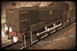 A Blast from the Past by Railroad-Workshops