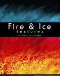 Fire and Ice Textures by CamaroGirl666-Stock