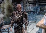 Faendal at Ralof's house by swept-wing-racer