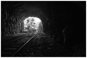 Tunnel vision by Steven-Matthijs
