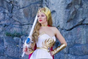 She-Ra by Ellumiel
