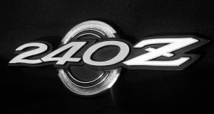 Datsun 240Z Badge by AllHailZ