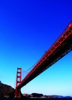 Golden Gate...again by FoxPhotos