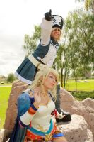 .:Look, there!:. by TantalusCosplay
