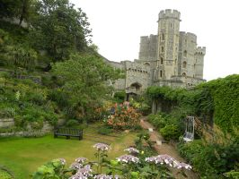Windsor Castle by FreezingDarkFantasy
