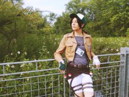 Pokemon Trainer Ymir by flarglesnargle