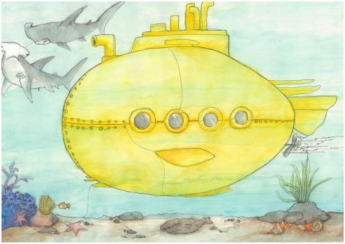 Yellow Submarine by leisoleil