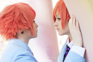 "Ouran: ""Like Mirror..."" by Feeri-Theme"