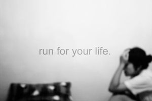 run for your life by tugbaakdag