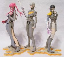 Digital Devil Saga 2 models by drtomoe