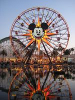 Mickey's Fun Wheel by tomahachi12