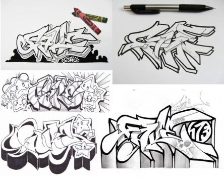 old stuff by fake173