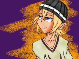 6Teen Request for Takua4646 by Splashguy