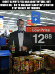 Most interesting walmart people watcher by djoneill