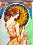 tribute to mucha by Svet6