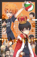Haikyuu!! by OtakuPup