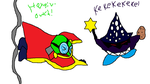Fawful and Starry by AskFawful