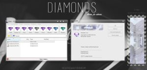 Diamonds {WinRAR} by DeserveWhatYouDream