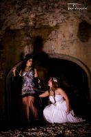 Marishka and Aleera Vampires - Original cosplay #2 by TwiSearcher85