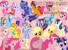 Super Pack Png My Little Pony. by ElizaLemusGermanotta