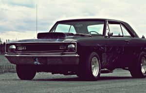 67 Dodge by FrancesColt